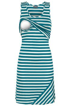 Adorable nursing dress that will be the envy of even your non-nursing friends! Breastfeed in style and discreetly. Free exchanges and easy returns. Shop now! milkandbaby.com