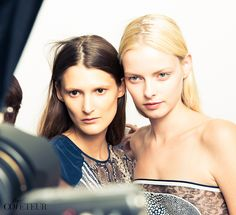 Aldo Rise  / SS13 · Runway - Behind the Scenes