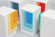 Packaging / award / colors