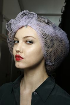 Marc by Marc Jacobs RTW Fall 2013 #NYFW #makeup