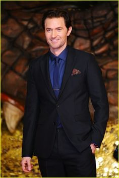 Richard Armitage at the Berlin premier of DoS