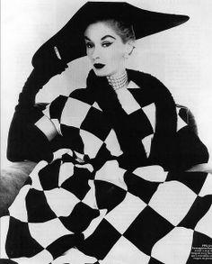 Irving Penn, Lisa Fonssagrives-Penn 1950