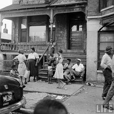 Chicago, 1954.