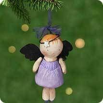 2001 One Little Angel Hallmark Ornament   The Ornament Shop