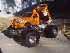 Custom Built RC Cars | crawler/scaler flash back in my RC History - RCCrawler