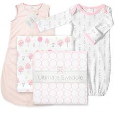 Easy Gift giving Newborn Gift sets! #NewbornEssentials #SwaddleDesigns #WomanOwnedBusiness #SoCute!