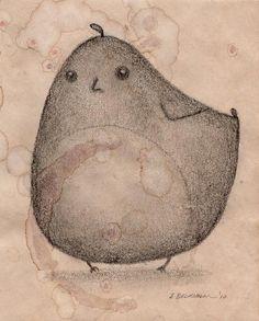 Chubby Bird #7, E.Belkholm