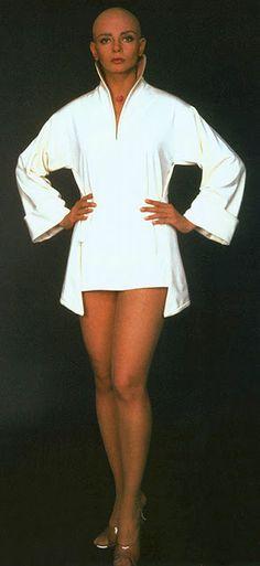 Persis Khambatta as Ilia in Star Trek The Motion Picture