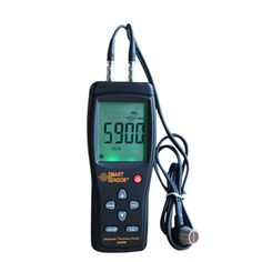 (106.89$)  Buy here - http://aibsf.worlditems.win/all/product.php?id=32803509067 - AS850 Handheld Ultrasonic Thickness Gauge Steel Aluminium Plate Thickness Meter for industrial measurements