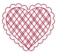 Heart 2 Stipple Small - 4x4 | What's New | Machine Embroidery Designs | SWAKembroidery.com Starbird Stock Designs