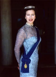 Princess Anne Elizabeth Alice Louise (1950-living2013) 2nd child of Queen Elizabeth II & Prince Phillip, Duke of Edinburgh. Anne's 1st husband (m. 1973-div. 1992) was Captain Mark Anthony Peter Phillips (1948-living2013). Anne's 2nd husband is Timothy Laurence (1955-living2013).