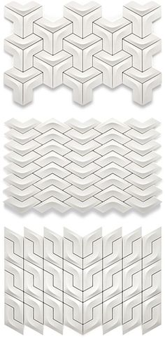 Versatile Arc Wall Tile //
