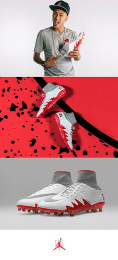 0c242c5ee77 Watch this space... the new Nike Neymar X Jordan colorway will be  available. Soccer BootsSoccer CleatsBasketballNeymar JrMichael  JordanCollaborationProduct ...