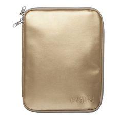 Knit Picks Interchangeable Needle Case - Gold  from KnitPicks.com