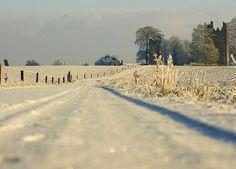 very rare weather in Ireland, Danesford Co. Kilkenny