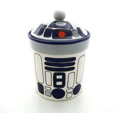 10 Cute Cookie Jars: R2D2.