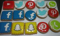 Galletas de Redes Sociales.