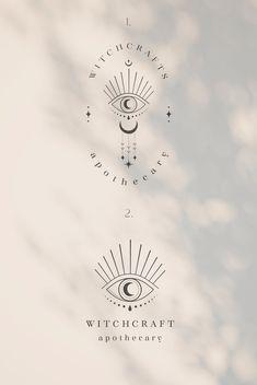 Spiritual Logo, Spiritual Eyes, Mystic Logo, Tatuagem Diy, Perfume Logo, Eye Logo, Jewelry Logo, Business Logo Design, Business Branding