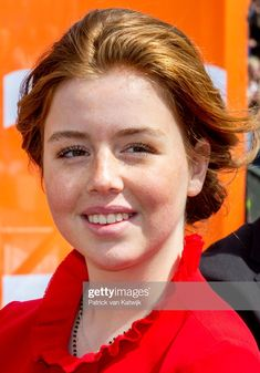 Princess Alexia of The Netherlands attend the Kingsday Celebration on. Dutch Princess, Prince And Princess, Digital Photo Printer, Royal Photography, Photography Competitions, Photographs Of People, Queen Maxima, Nassau, Rey