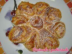Torta di rose alla marmellata