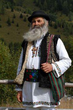 Traditional Romanian Costume