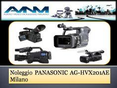 Noleggio Panasonic AG-HVX201E a Milano che è una Mini Cam con benefici extra. E 'progettato per fornire immagini ad alta sensibilità con qualità professionale.