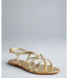 921178d9a6103f Women s Prada Flat sandals On Sale