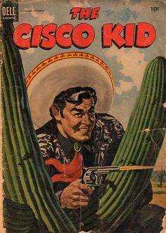Cisco Kid Issue Number 23 September October 1954