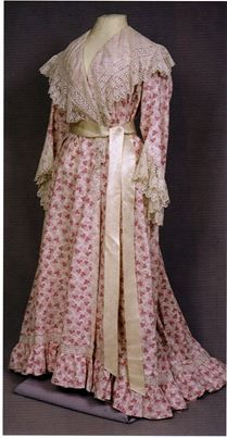 Empress Alexandra's Dressing Gown