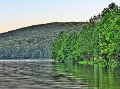 Greenbrier Lake, Fairmount, Maryland, USA