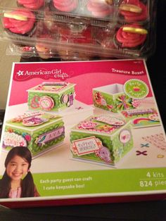 American Girl Party Supplies!  #AmericanGirl #Party