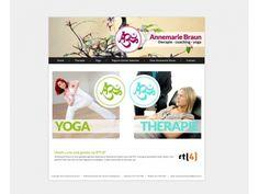 Website afmaken Psychotherapeut en Yogadocent