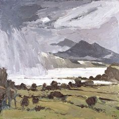Kyffin Williams - Storm Approaching