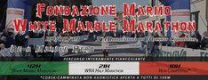 White Marble Marathon 2019 - 3a edizione si svolgerà il giorno 24/02/2019 a Carrara (Ms) sulla distanza di Maratona, Mezza Maratona e 10Km. #corriqui Carrara, White Marble, Marathon
