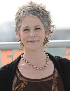 Melissa McBride - The Walking Dead : à quoi ressemblent les ...