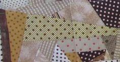 Neste post falo um pouco sobre os retalhos de tecido e o que se pode criar.... No final sempre se tem um lindo trabalho!!!!