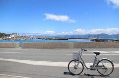 [나가사키 여행] 산들산들 자전거 타고 이오지마 일주, 나가사키 이오지마 야스라기 리조트