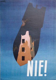 Tadeusz Trepkowski, Nie! (No!), 1952