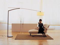 Lámpara de pie BALANCE by Vibia diseño Jordi Vilardell