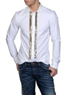 Diesel Sachie shirt, completely sold out on the website.