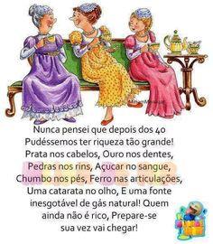 Foto: ✏ Eu tô esbanjando riqueza! . 💭🙈😂😁😀😅 #valmorantunes #bomhumor  #DeusVivo #OAmorLogoVem #meuboxexa