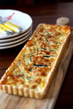 Quiches, No Salt Recipes, Great Recipes, Favorite Recipes, Yummy Recipes, A Food, Good Food, Yummy Food, Food And Drink