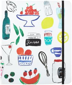 Amazon.com : kate spade new york Recipe Book : Office Products