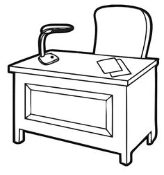 Image Result For Bedroom Clipart Black And White