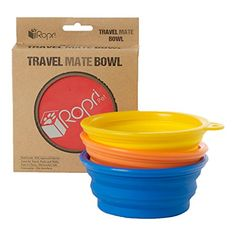 Travel Dog Bowl for Dog Food, Water and Other Pet Supplie... http://www.amazon.com/dp/B00XXOI0T8/ref=cm_sw_r_pi_dp_kuwmxb19CNM3C