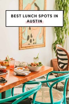 Best Lunch Restaurants In Austin by A Taste of Koko. Check out this ultimate guide to lunch spots in Austin - tried and true, these won't disappoint! #austinrestaurants #austindining #austinlunchspots Thai Food Austin, Best Thai Food, Vietnamese Cuisine, Vietnamese Recipes, Asian Recipes, Hainan Chicken, Vegan Breakfast Smoothie, Chicken Buns, Best Dumplings