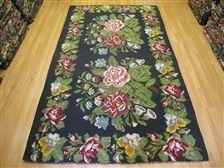 roseeeeeeeeeee and black Carpet, Rugs, Handmade, Black, Home Decor, Scrappy Quilts, Farmhouse Rugs, Hand Made, Decoration Home
