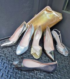 """""""The Doris is one of the ideal evening shoes. Just does everything you want a special occasion heel to do."""" - SJP"""