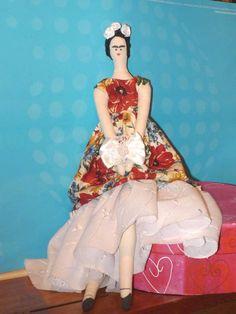 Muñecas Mari: Efrilda
