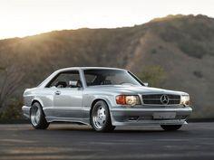 1989 Mercedes-Benz S-Class - 560 SEC 6.0 AMG 'Wide Body' | Classic Driver Market